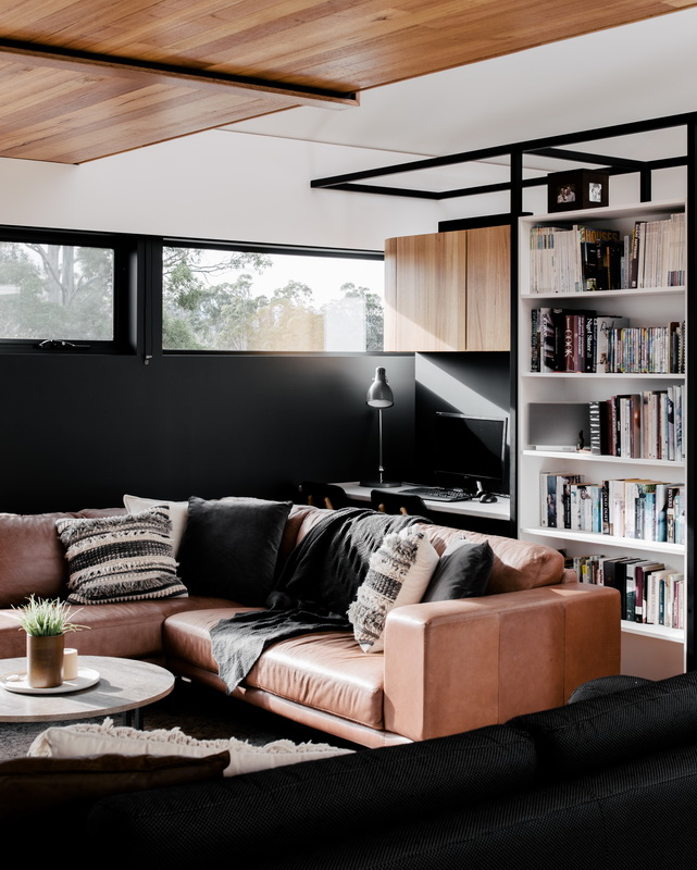 Double House study and lounge