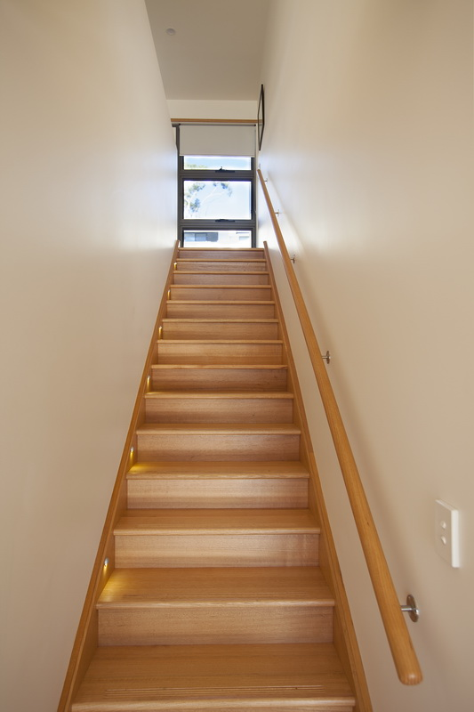 Number twenty two - Tas Oak staircase