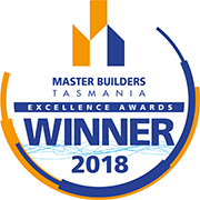 Master Builders 2018 award winner